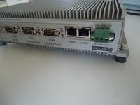UNO-2160-G3E Fanless IPC, type advantech